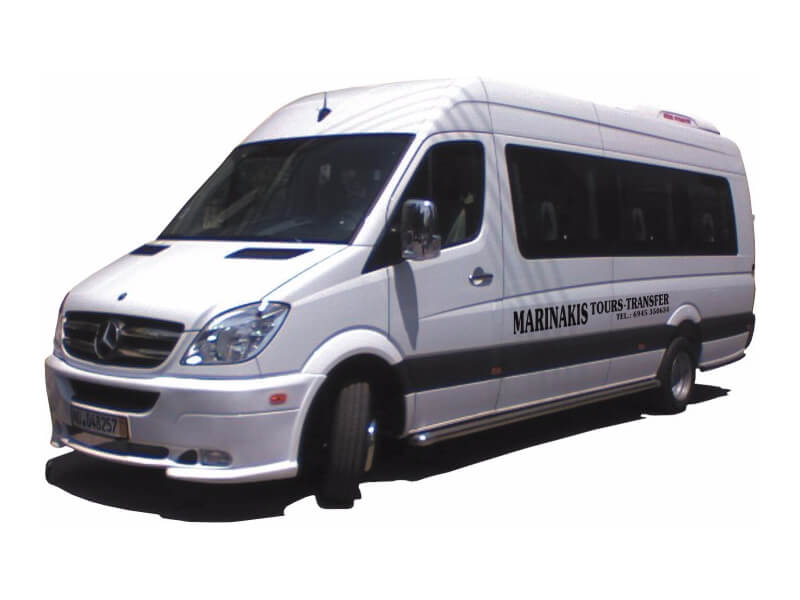 Private Bus Tours